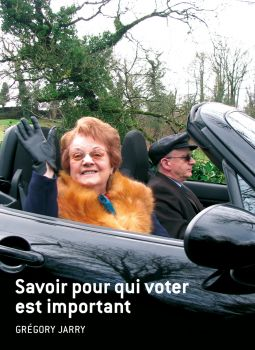 Savoir pour qui voter est impor­tant