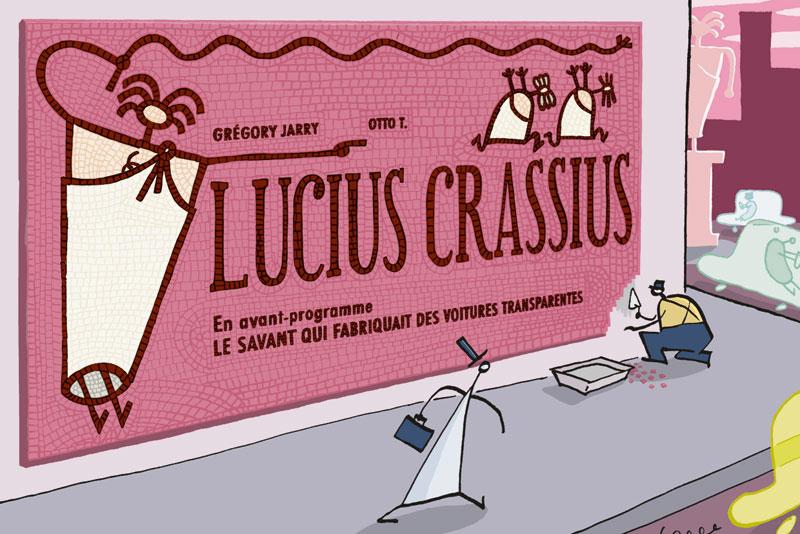 Lucius Crassius
