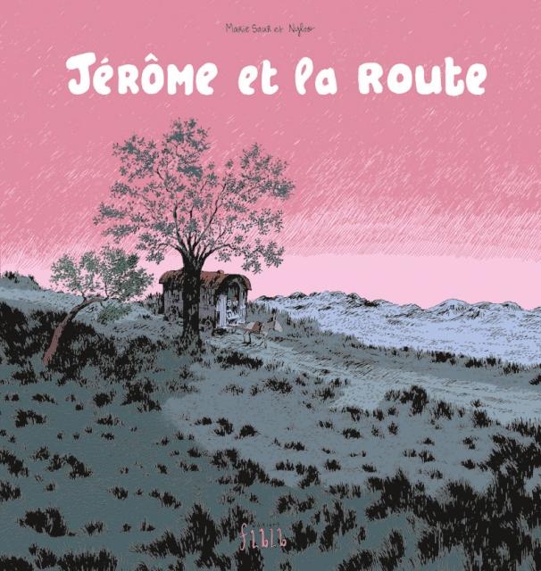 Jérôme et la route