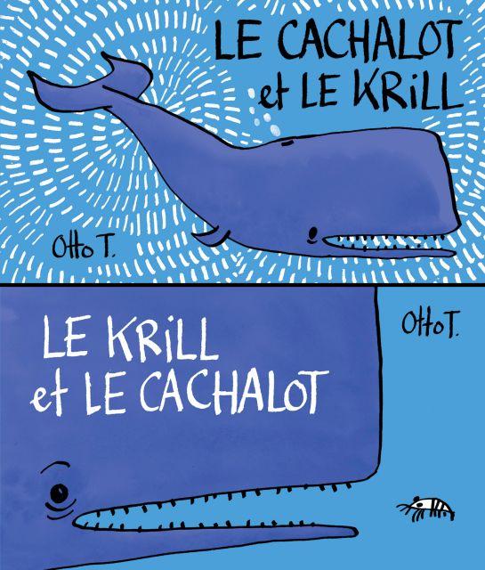 Le Cachalot et le krill
