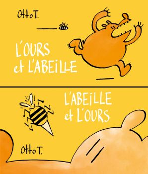 L'ours et l'abeille / L'abeille etl'ours