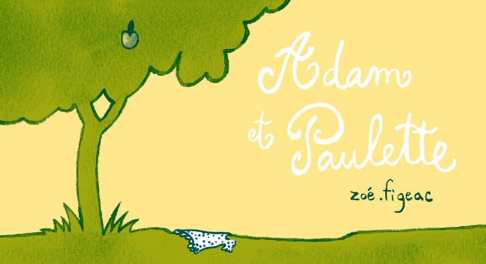 Adam et Paulette