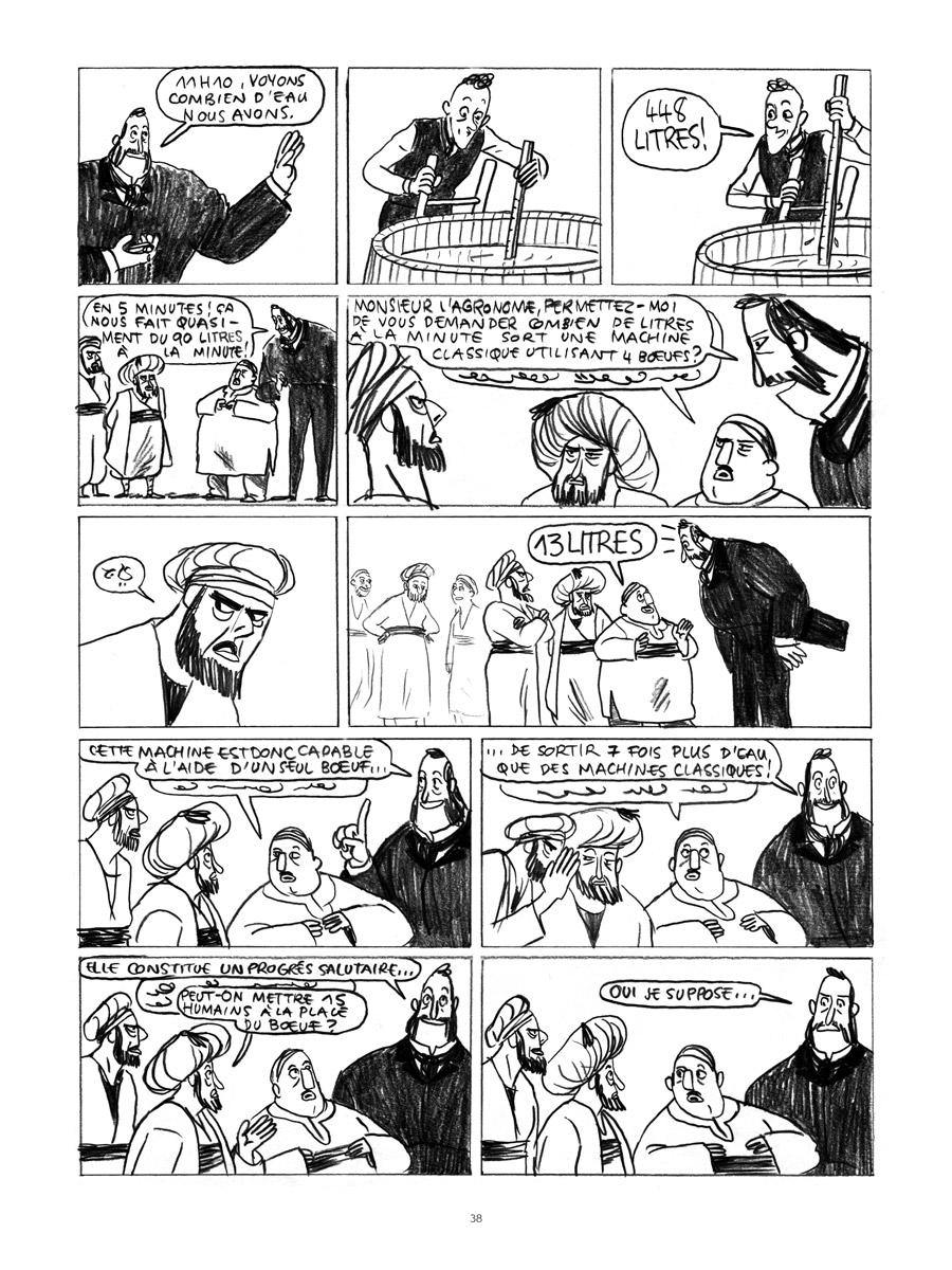 Comics porno victorieux