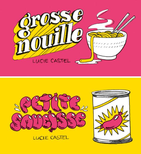 Grosse nouille / Petite saucisse